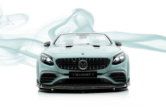 mansorys mercedes amg s63 cabriolet