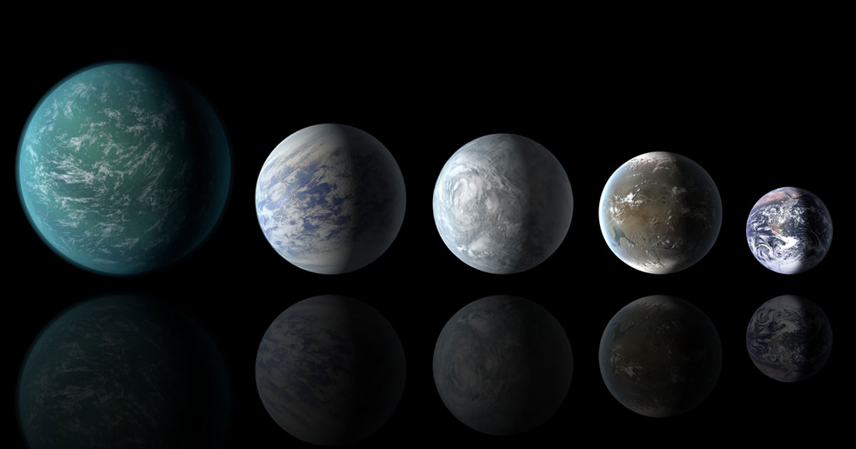 astronomers search alien life