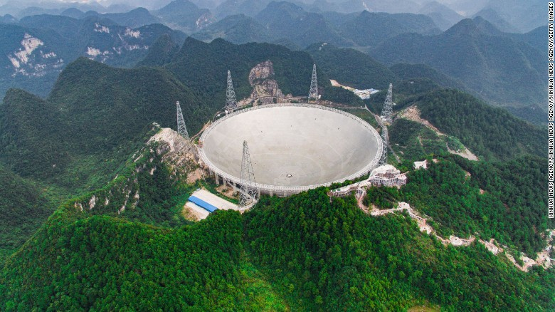 china fast telescope exlarge
