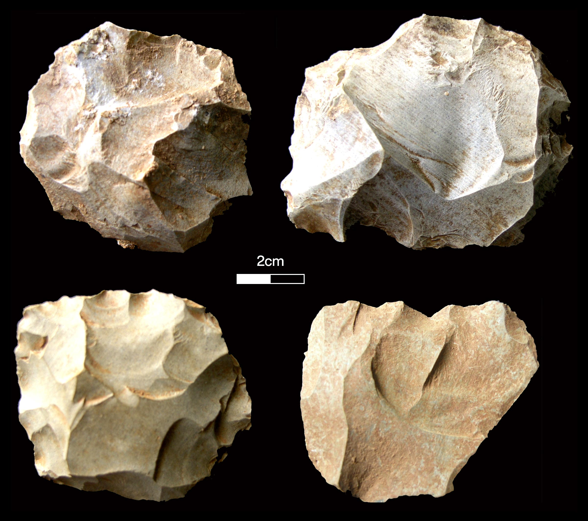 Stone Tools Dhaba Site