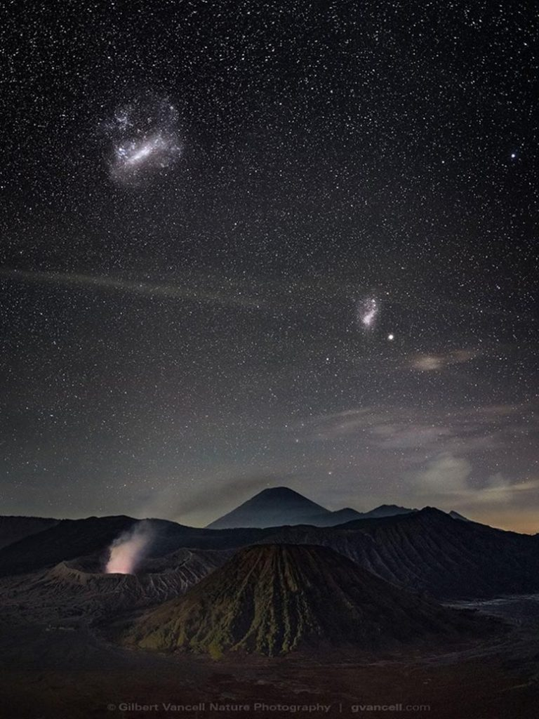 Magellanic Clouds x