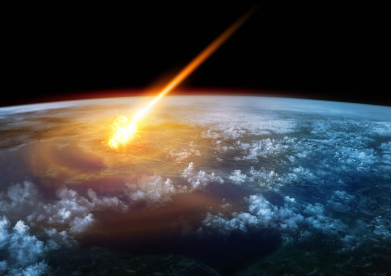 Asteroid Planet Atmosphere x